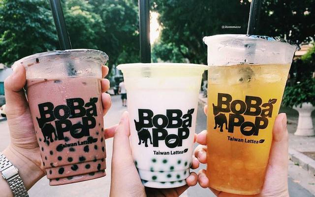 Trà Sữa Bobapop - Nguyễn Văn Cừ
