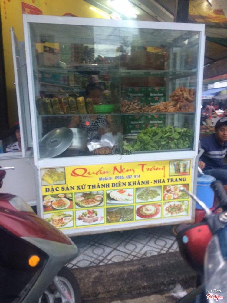 Quán Nem Trang - Đặc Sản Diên Khánh ở Khánh Hoà
