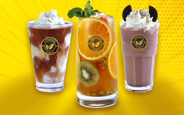 Gemini Coffee - Giang Văn Minh