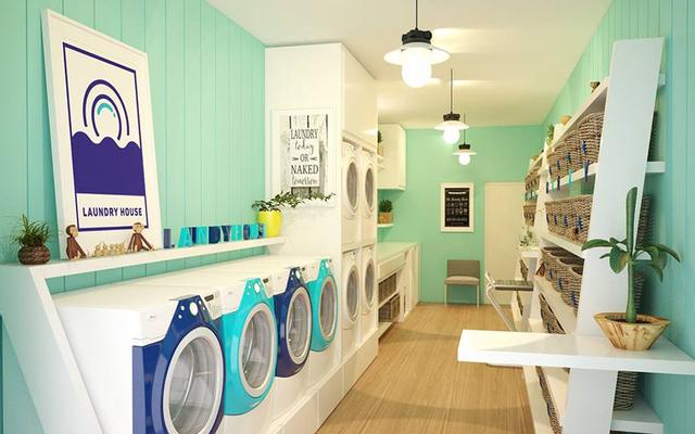 Hệ Thống Giặt Sấy Laundry House - Hoa Cau