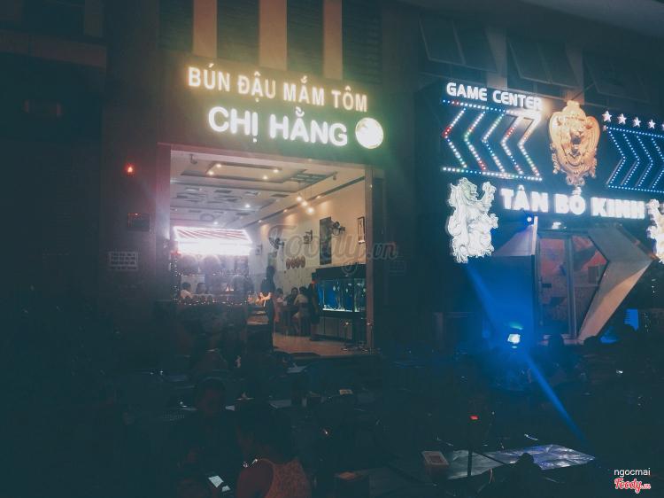 Chị Hằng - Bún Đậu Mắm Tôm ở Khánh Hoà