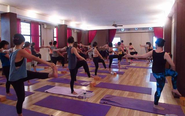 Yoga Living