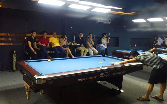 Billiards Passion Club