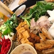 Bún đậu Tôn Đào - Cô Giang