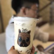 Trà sữa Hoa lục trà