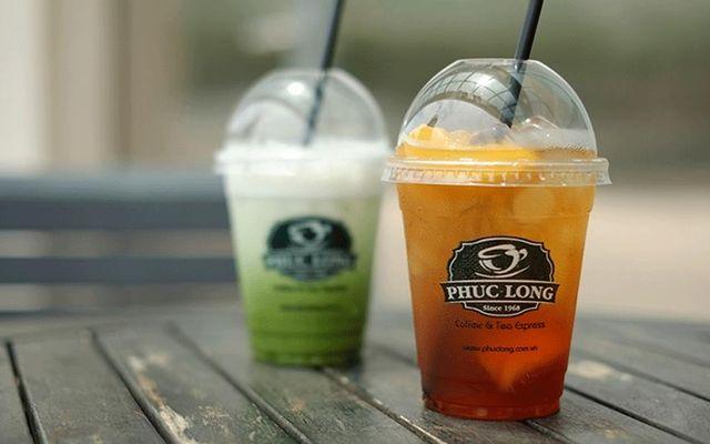 Phúc Long Coffee & Tea - Lotte Mart Nam Sài Gòn