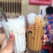 Cà phê cốt dừa 15k