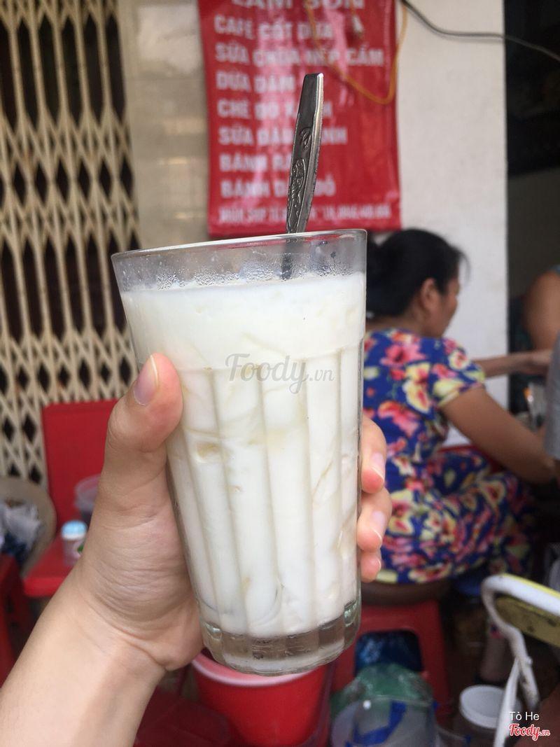 Dừa dầm 20k