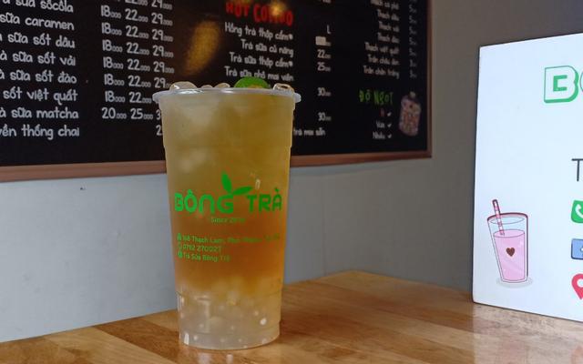 Trà Sữa Bông Trà - Thạch Lam