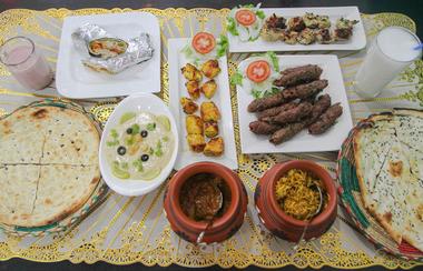 Nan n Kabab Restaurant - Đồ Nướng Trung Đông