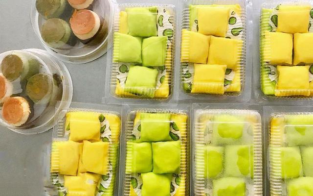 Bánh Crepe Sầu Riêng & Chân Gà Sả Tắc - Shop Online