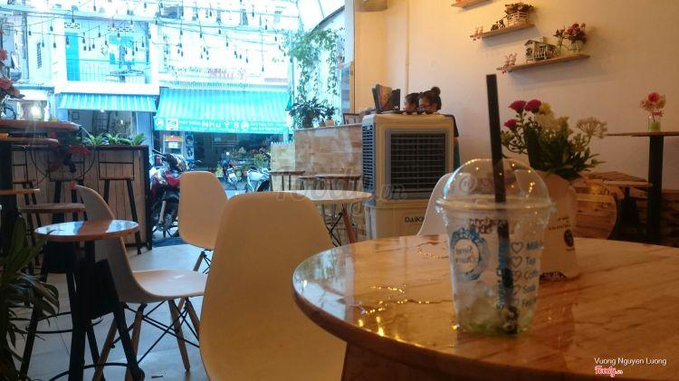 Sweet Cherry Milk Tea ở Khánh Hoà