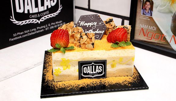 Dallas Cakes & Coffee - Quang Trung