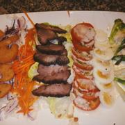 Salad heo đút lò