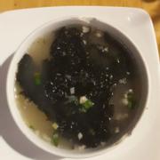 Soup rong biển