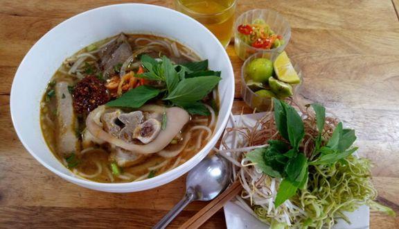 Bún Bò Vương - Lê Thị Hồng