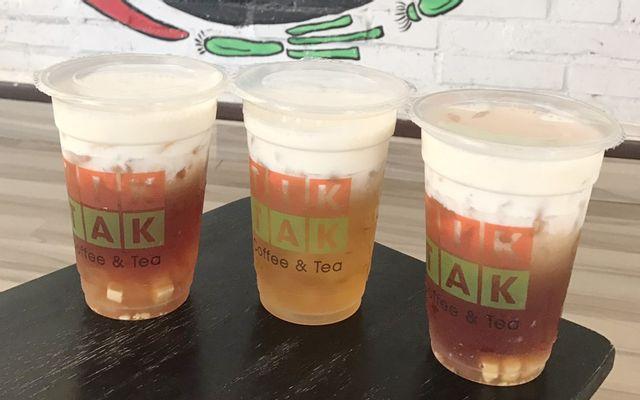 TikTak - Trà Sữa & Trà Đào - Võ Văn Ngân