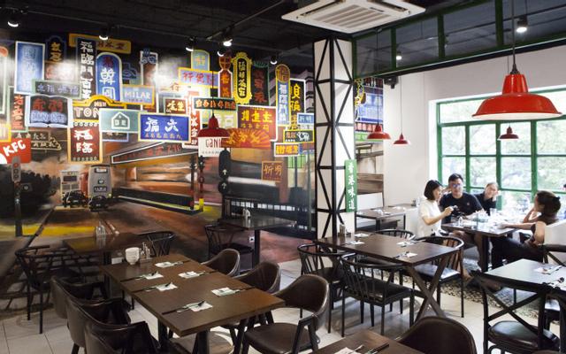 Luk Chew - Ẩm Thực HongKong
