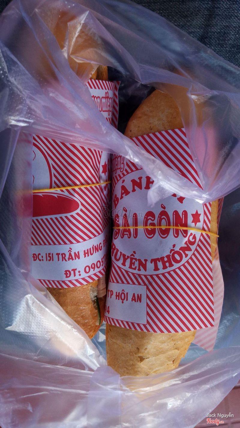 Bánh mì 10k