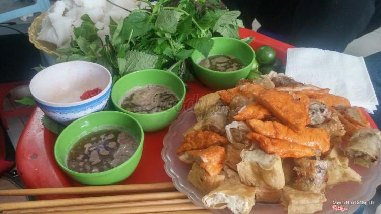Bún Đậu Mẹt - Nguyễn Tuân ở Hà Nội