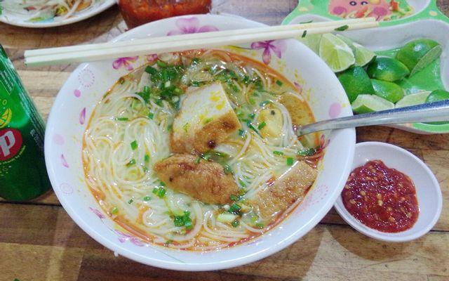 79 - Bún Chả Cá Nha Trang