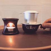 Cafe nâu nóng