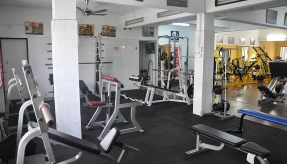 Phòng Tập Gym Ri