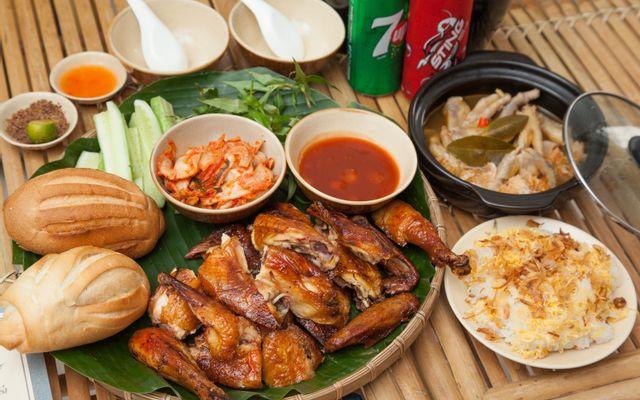 Gà Nướng Cái Bang - Huỳnh Văn Bánh