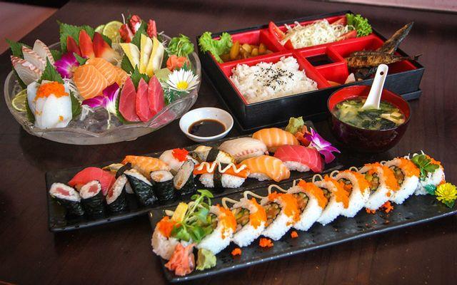 Maguro Sushi - Ẩm Thực Nhật Bản