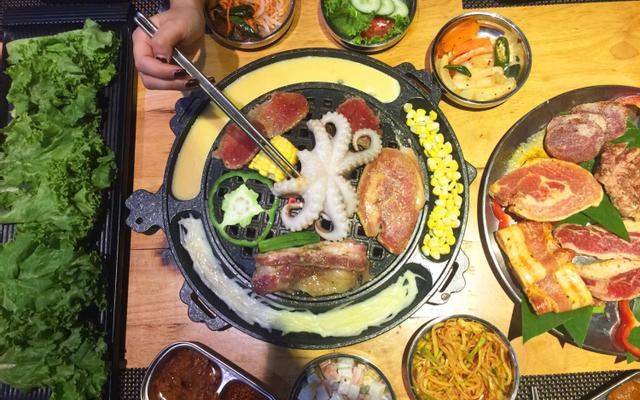 BBQ Plus - Buffet Nướng & Lẩu Hàn Quốc