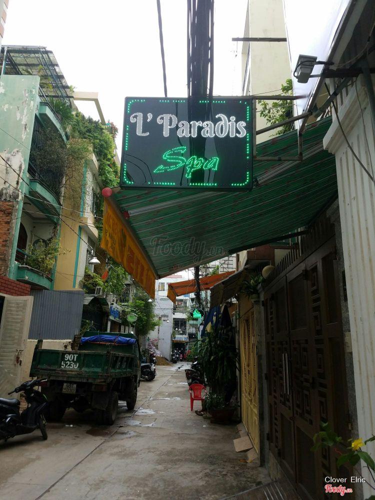 HVTM L'Paradis Spa ở TP. HCM