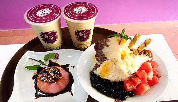 Snow Tea - Kem Hoa Tuyết & Trà Sữa Đài Loan