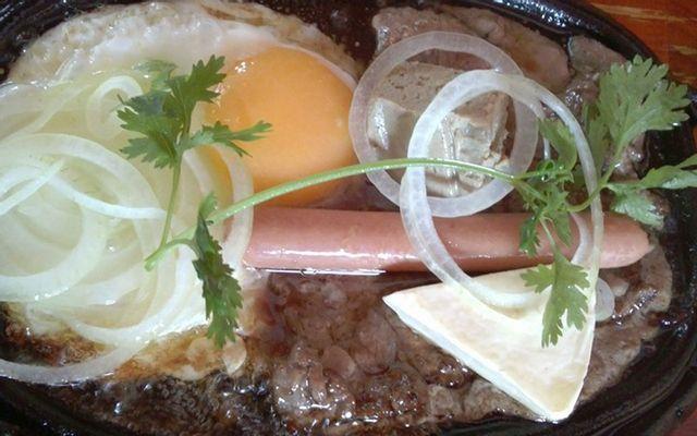 Beefsteak Bà Triệu