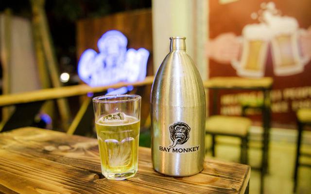 Gas Monkey Snack Beer