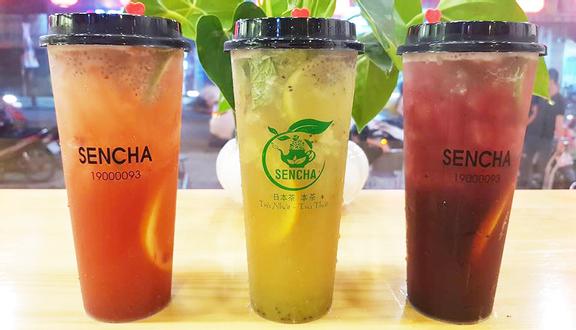 Sencha Tea - Trà Sữa Nhật - Phan Trung