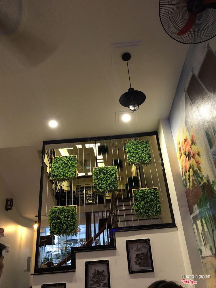 Khôi Coffee ở Vĩnh Phúc