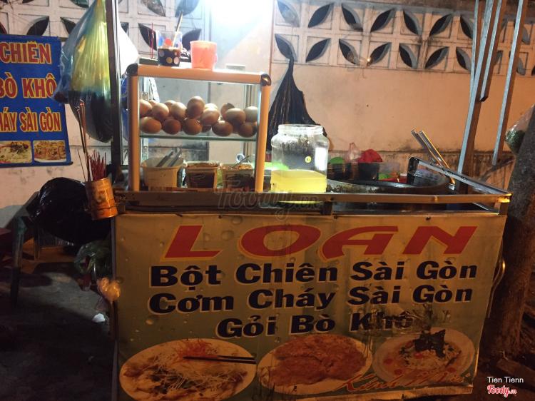 Loan - Bột Chiên Sài Gòn ở Khánh Hoà