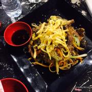 Miến xào bò Hàn Quốc