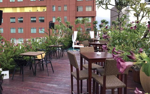 Bar Bleu - The Myst Dong Khoi Hotel