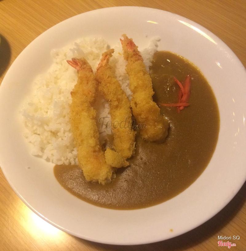 Cơm Cà ri (98k)