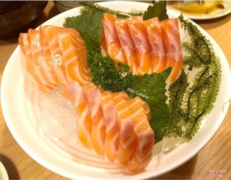 3 phần sake sashimi (78.000₫ x 3)