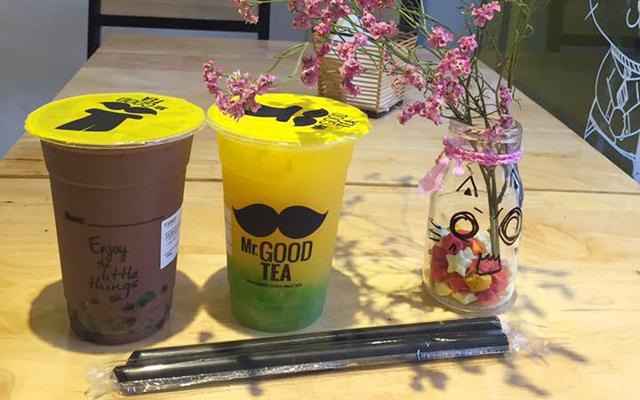 Mr Good Tea - Quang Trung