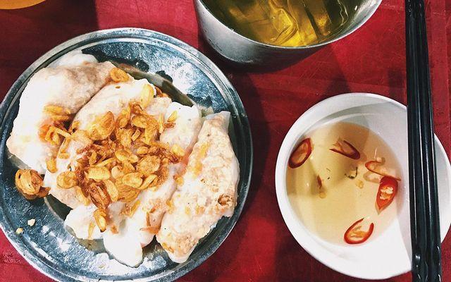 Hải Vân - Bánh Cuốn