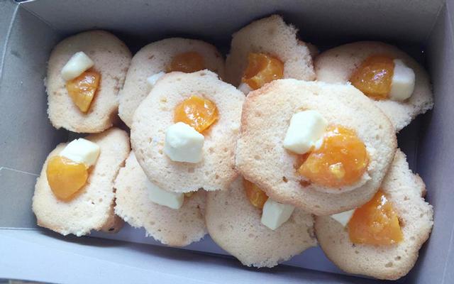 Mi Vũng Tàu - Bánh Bông Lan Trứng Muối
