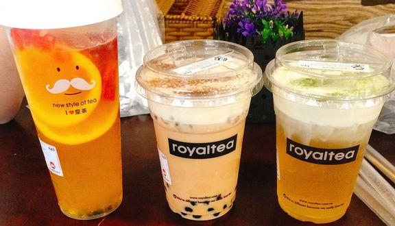 Royaltea Việt Nam - Trà Sữa Hồng Kông - Cách Mạng Tháng 8