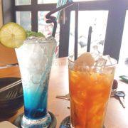 Soda và các loại trà