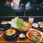 Súp chả cá Hàn Quốc