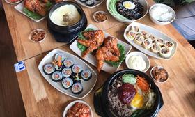 Busan Korean Food - Món Hàn Quốc - Lê Văn Sỹ