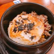Cơm trộn cá ngừ