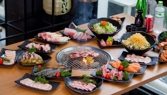 Yakimono - Nướng Nhật Bản - Trần Bình